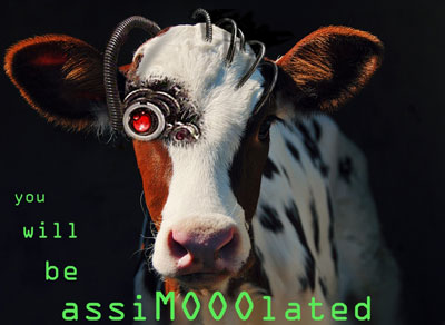 Ansible Borg Cow