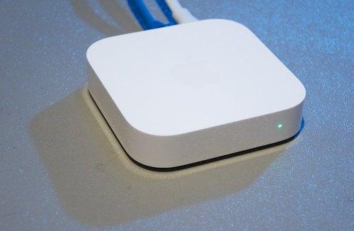 Airport Express on table