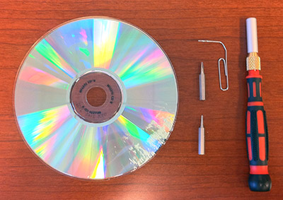 Physical CD Removal Tools