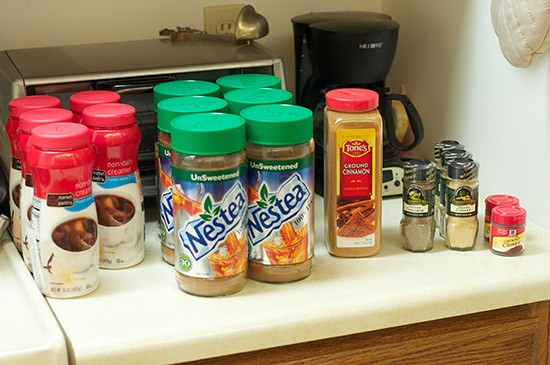 Chai Tea Mix Recipe - Ingredients