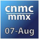 CNMC MMX - August 2010