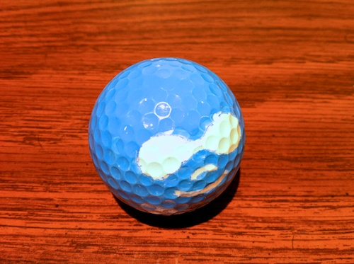 Druplicon Golf Ball - DrupliGolf