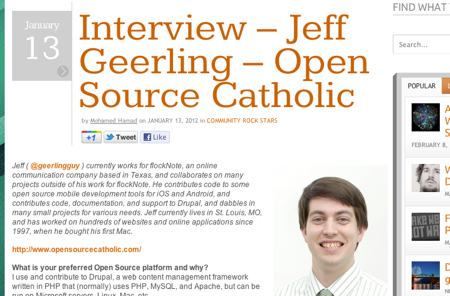 Make Web Not War - Interview with Jeff Geerling