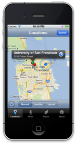 Jesuit App for iOS