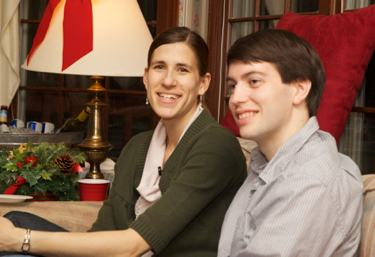 Jeff and Natalie - Christmas 2011