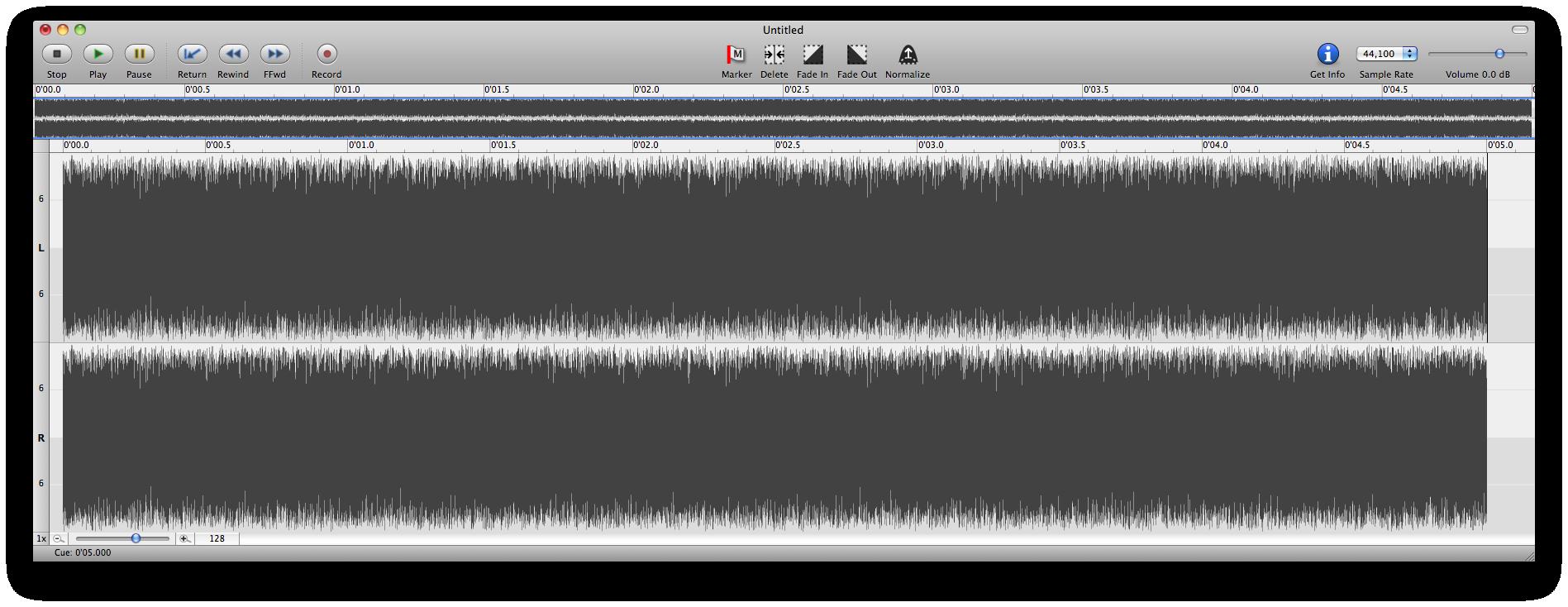 Noise - Waveform