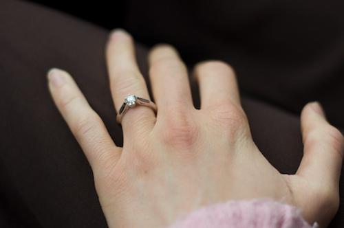 Natalie's Engagement Ring