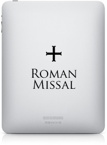 iPad as Roman Missal