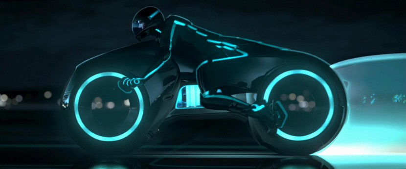 Tron: Legacy Light Cycle
