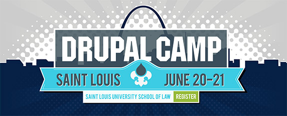 DrupalCamp 2015 St. Louis - SLU LAW