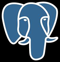 PostgreSQL elephant transparent PNG