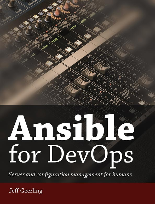 Ansible for DevOps - Available Free until April