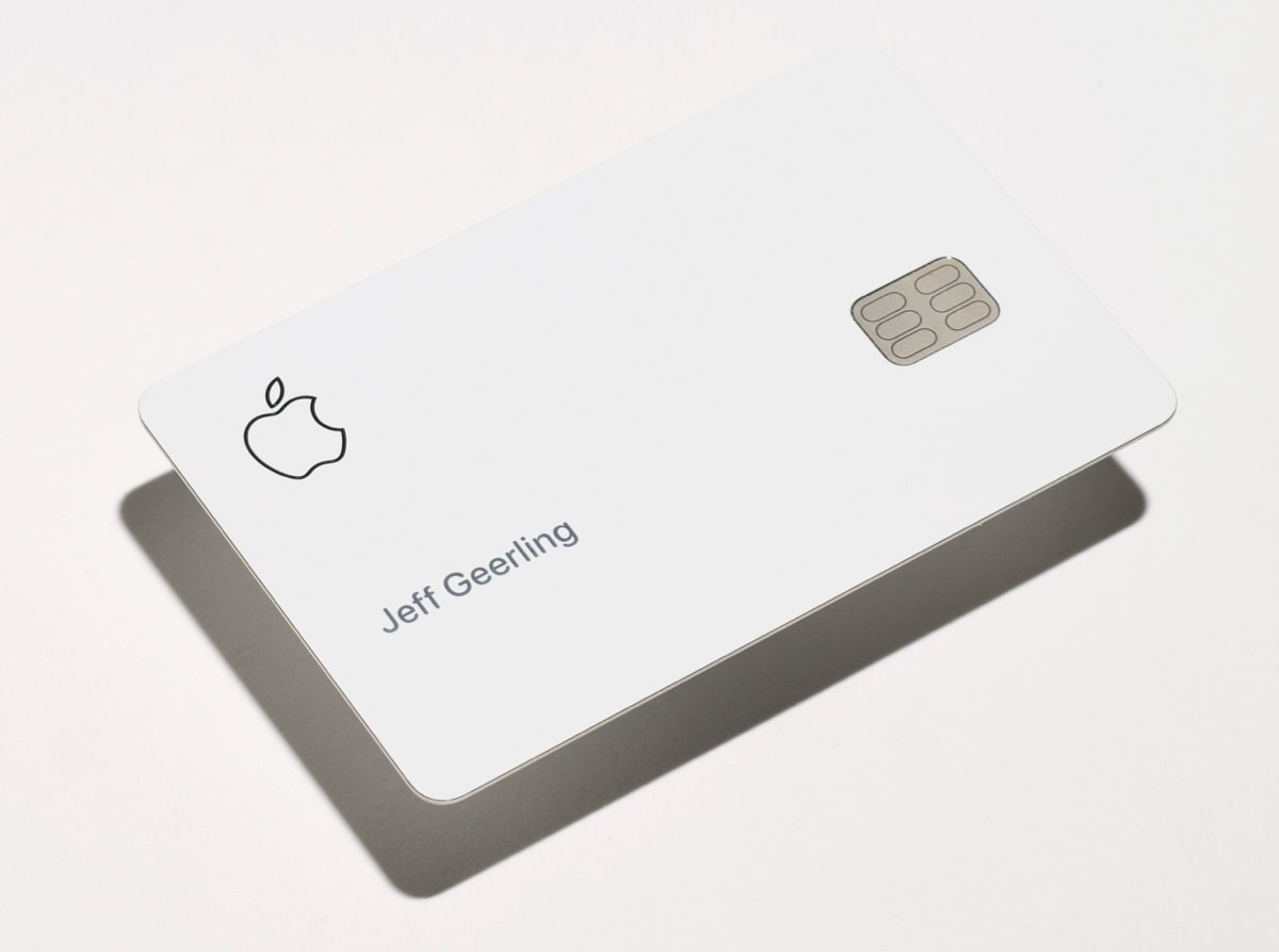 Apple Card - Jeff Geerling - Front hero shot