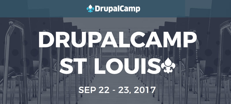 DrupalCamp St. Louis 2017 - September 22-23