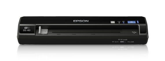 Epson DS-40 Portable WiFi Document Scanner