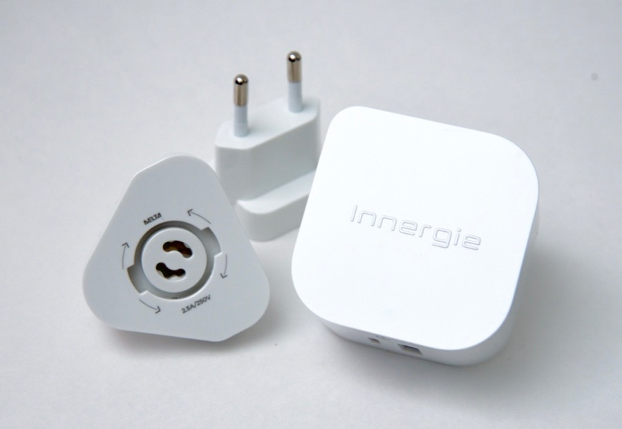 Innergie PowerJoy 30C USB-C wall power adapter
