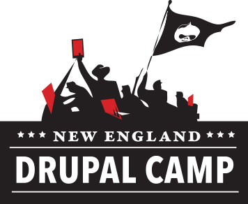 NEDCamp New England Drupal Camp logo