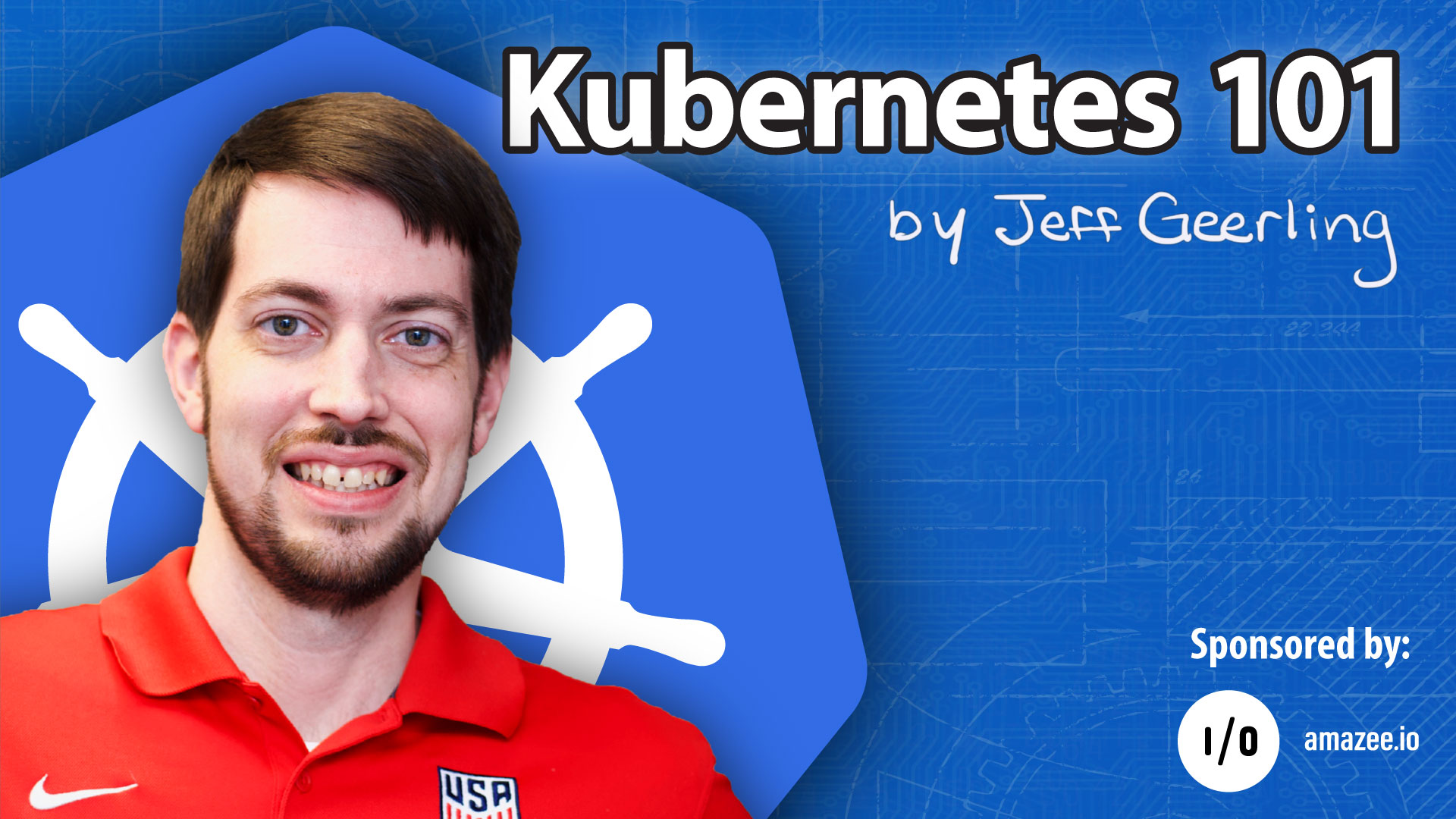 Kubernetes 101 Series Artwork