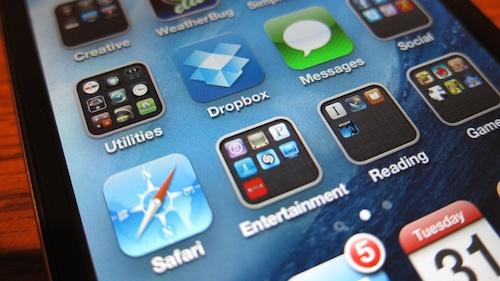 iPhone 4 Macro shot by Canon PowerShot S95