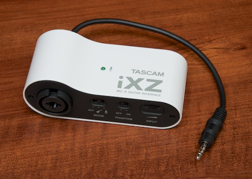 Tascam iXZ Audio Interface by Jeff Geerling