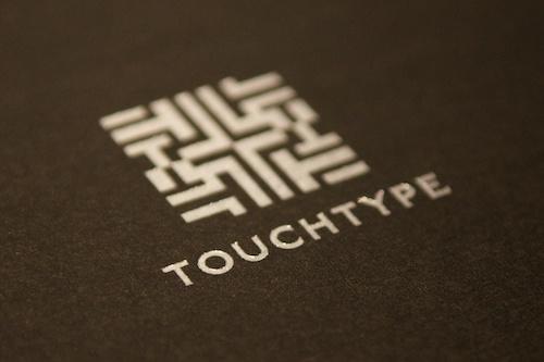 TouchType Logo